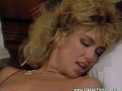 Classic porn Dvds brings you a hell of a free porn video where you can see how this wild vintage blonde slut gets banged very hard into a massively intense orgasm.