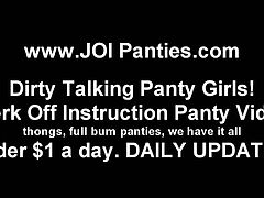 Naughty sluts stripping panties. They seem to be like saying these words: Don't say anything, just look. I'm modeling my sexy underwear for you, because I know how much you love to look at me in my lingerie.