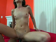 Insatiable ugly whore blows BBC and gets her phat clam screwed mish. Then she gets doggyfucked and rides that massive dick in a reverse cowgirl pose.