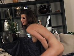 Italia Christie having sensual butt sex