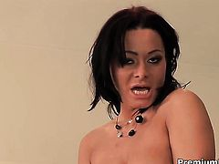 Sandra Romain gets turned on then anally nailed