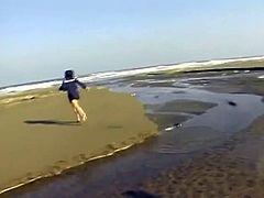 Hard core fucking onto A sands
