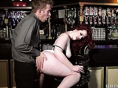 Jaye Rose getting drilled good and hard by Danny D