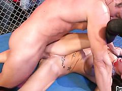 Ashlynn Leigh has some dirty fantasies to be fulfilled with Jack Lawrences erect rod in her mouth