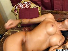 Jack Lawrence seduces Senorita Kayla Carrera into fucking