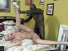 Molly Rae is good on her way to make hot guy Wesley Pipes explode on oral action