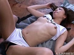 Arisu Miyuki Gives Hot Asian Cock Hardcore Blowjob In Orgasm