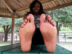 Ebony Foot 2