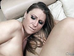 Vannah Sterling getting the earth moving fuck with hard dicked dude Randy Spears