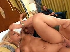 See housewife NatAsha doMinate her Horny chap in tthis guyllos sexy porn scene. NatAsha Will show you who's the boss as she gets to be the pilot of her own Pleasure. See her get on top, Ram her Cookie with her hottie's huge dick and give it the best ride of her life.