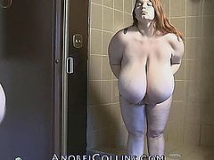 Anorei Collins lexxxi luxe bbw big tits