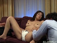 This is a nasty fuck scene with a hot pussy fucking a hot stud's big cock hardcore doggystyle with a hot cumshot.