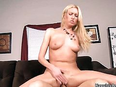 Danny Wylde is horny as hell and cant wait any more to slam alluring Victoria Whites pussy
