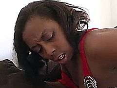 Ebony  milf fucks neighbor scorpio