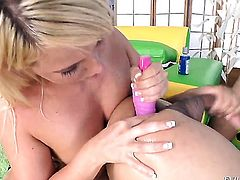 Casey Cumz gets face drilled