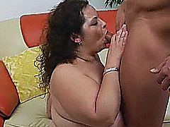 bbw milf with great body