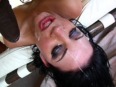 Nasty compilations of Hardcore facial cum shots along hot babes