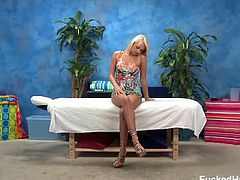 Here is a sexy blonde chick her name is Ivana and Ivana fuck her, see what I did there? This scene is from Fucked Hard 18 and it's simply amazing check it out for yourself!