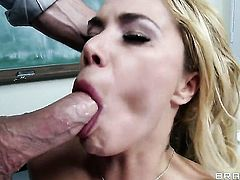 Jordan Ash pops out his dick to fuck mouth-watering Shyla Stylezs love box