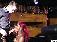 Danny D gets pleasure from fucking Black