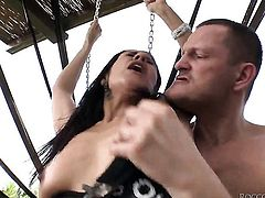 Ian Scott loves always wet warm fuck hole of Samia Duarte before she gets her fudge packed