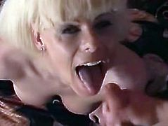 blonde Transgender Loves To Fuck by other man
