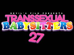 Watch this amazing Tranny Trailer brought to you from DevilsFilm! Transsexual Babysitter 27, More sex, More hot transsexuals, more action and more anal sex and hardcore cumming!