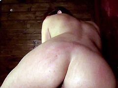 This video is all about kinky wild lesbian sex that quickly turns into a hardcore threesome that you can't miss! Blonde hottie fucks her sexy brunette friend with a strapon and then things get pretty hardcore when a horny guy shows up, wanna see?