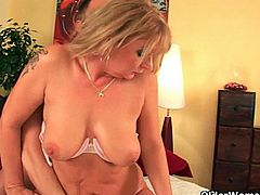 Older Woman Fun brings you a hell of a free porn video where you can see how these vicious matures suck cock and get fucked hard and deep into massive orgasms.
