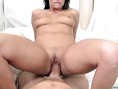 Peter North loves delicious Teal Conrads amazing body and fucks her mouth as hard as possible