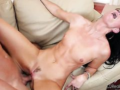 Lexi Bloom gets wildy humped by Dane Cross