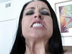 Carmella Bing finds her pussy full of love juice after fucking