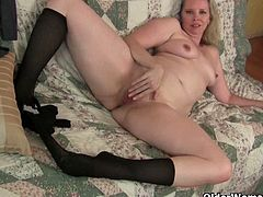 Naughty milfs are ready to pose and provoke you