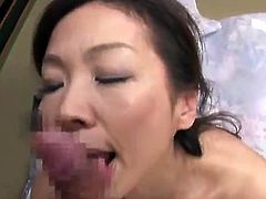 Backside dildoing And making love For Thai nymph Mika Matsushita