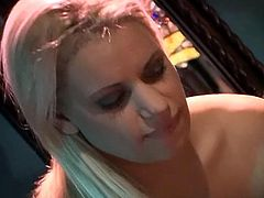 Extreme hardcore Sex-Three horny babe toying to each other pussy in this video.