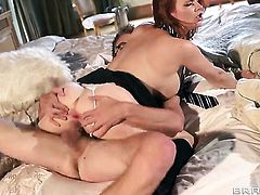 Danny D loves adorably sexy Tarra WhiteS backdoor and bangs her as hard as possible