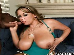 Blonde gives headjob like no other and horny fuck buddy Marco Banderas knows it
