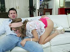 fucking the babysitter @ babysitter diaries #16