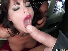 Ramon shows nice sex tricks to Ava Dalush with the help of his throbbing love torpedo