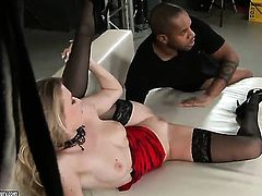Blonde Michelle Moist taking sex to the whole new level