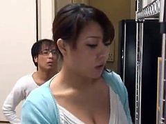 Hot Learner nearby oustanding jugs has got laid huge shafting