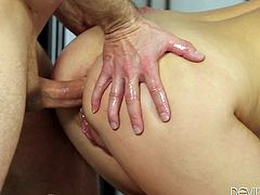 madelyn loves the anal way @ angelic asses #05
