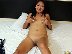 excited filipina gets pounded