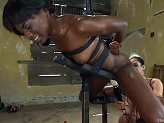 Hot Sexy Ebony