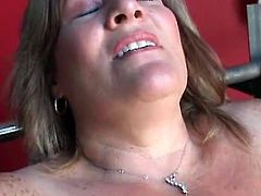 babe about hot boobs.A giant zonker screwing A great pussy.