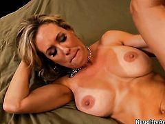 Brandi Love in fucking ecstasy with hot guy Bill Bailey