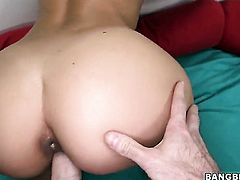 Remy LaCroix does some anal
