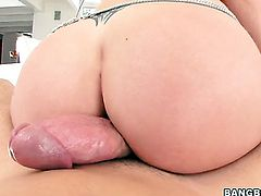 Anita Blue with juicy ass and her man are so fucking horny in this steamy hardcore action