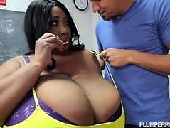 big tits in detention - TitsN*Curves