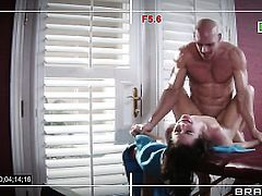 Lily Carter is wet as the ocean in anal scene with Johnny Sins